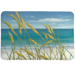Ocean Breeze Memory Foam Rug