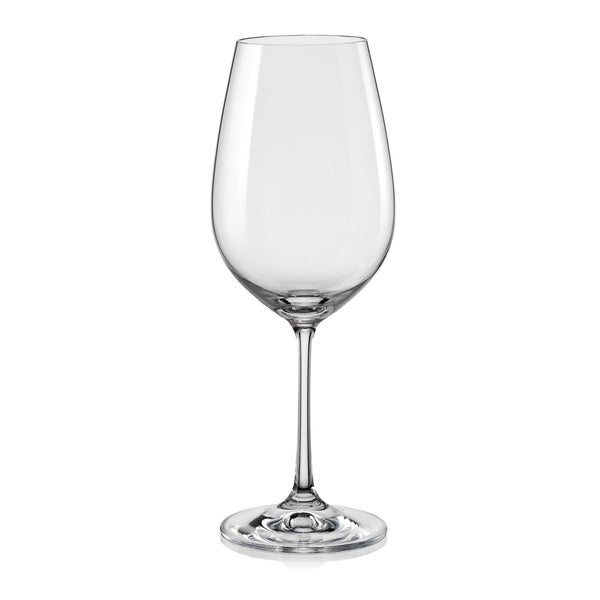 Red Vanilla Viola All-purpose Wine Glasses (Set of 6). Opens flyout.