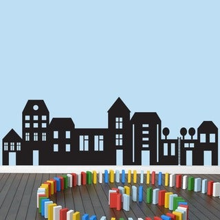 Little City Wall Decal (69 x 22)