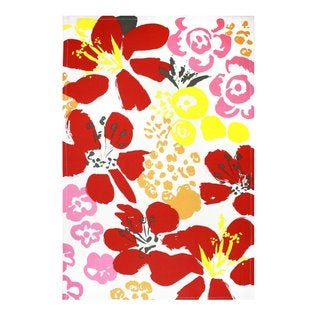 MUkitchen Tropics Cotton Oversized Kitchen Towel