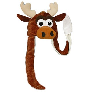 Classic Toy Company Moose Funhead with Sleeves the Hat
