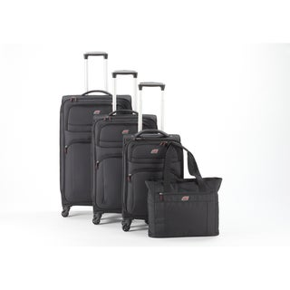Andare Buenos Aires 4-piece Expandable Spinner Luggage Set