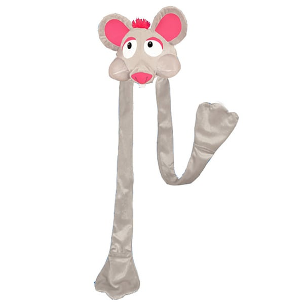 Classic Toy Company Rat Funhead with Sleeves the Hat