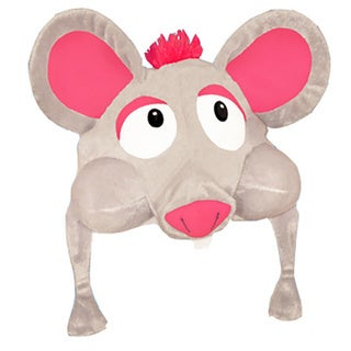 Classic Toy Company Rat Funhead the Hat