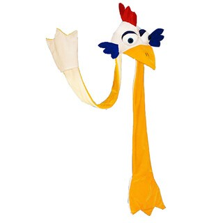 Classic Toy Company Chicken Funhead with Sleeves the Hat