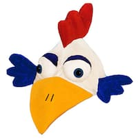 Classic Toy Company Chicken Funhead the Hat