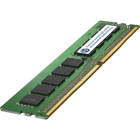 HPE 8GB (1x8GB) Dual Rank x8 DDR4-2133 CAS-15-15-15 Unbuffered Standard Memory Kit