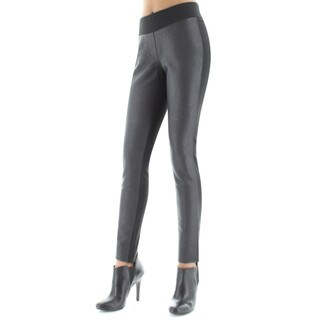 Memoi Women's Nightrider Black Leggings