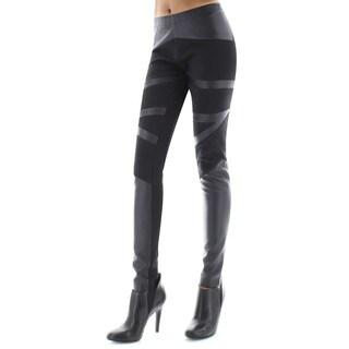 Memoi Women's Retro Cut Leggings