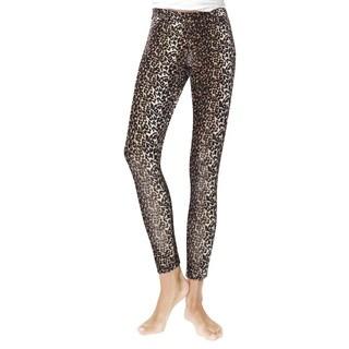 Memoi Women's Vivacious Leopard Legging