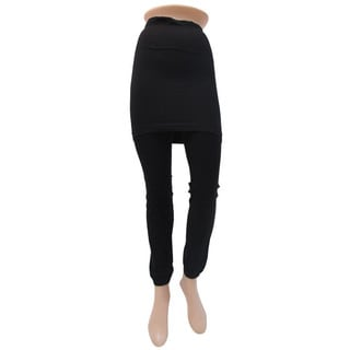 Memoi Women's Simplicity Skeggings