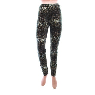 Memoi Women's Leopard Leggings