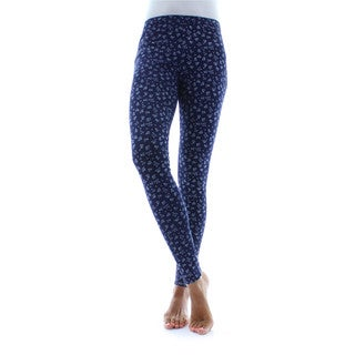 Memoi Women's Blossom Bunch Leggings