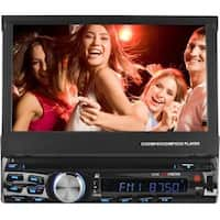 "XO Vision X358 Car DVD Player - 7"" Touchscreen LCD"