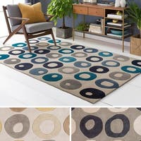 Hand Tufted Greene Area Rug - 5' x 8'