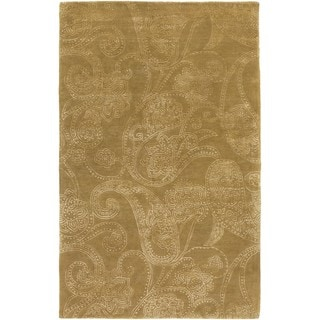 Hand Tufted Haight Wool/Viscose Rug (2' x 3')
