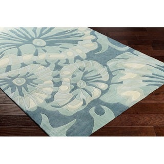 Hand Tufted Germany Berlin Area Rug - 8' x 11'