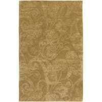 Hand Tufted Haight Wool/Viscose Area Rug