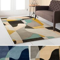 Hand Tufted Hampshire Wool Area Rug - 9' x 12'