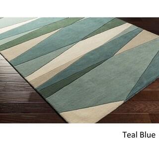 Hand Tufted Harbor Wool Rug (9' x 12')