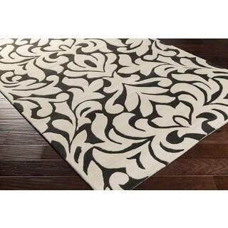 Hand Tufted Hallidie Wool Rug (9' x 13')