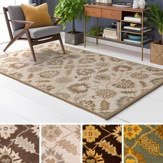 Hand Tufted Guoliang Wool Rug (8' x 11')