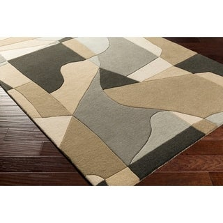 Hand Tufted Hampshire Wool Rug (8' Square)