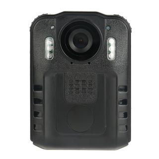 Compact & Portable HD Body Cam, Wireless Person Worn Camera Night Vision, Built-in Rechargeable Battery, 16GB Memory