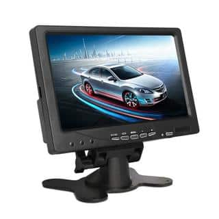 7'' Widescreen LCD Video Screen Monitor Display (Vehicle, Automobile, Mobile Application)|https://ak1.ostkcdn.com/images/products/11161087/P18156733.jpg?impolicy=medium