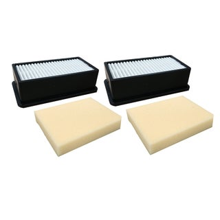 4 Bissell CleanView Pre and Post Motor Filter Kit Part # 203-2663