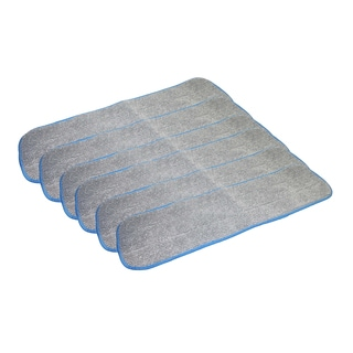 15 Bona Microfiber Cleaning Pads Part # AX0003053