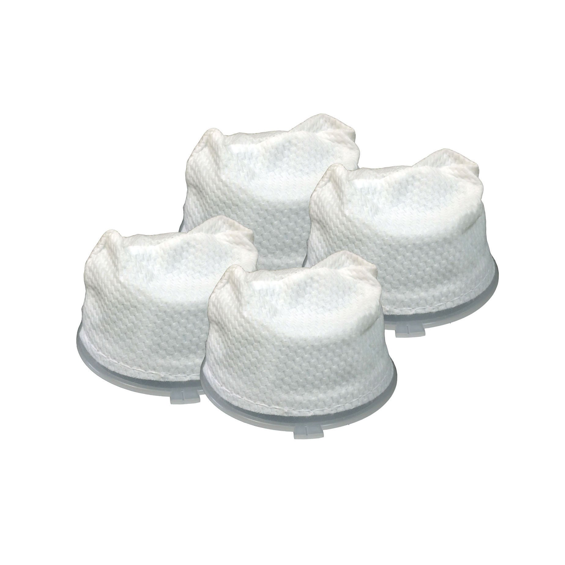 Crucial 4 Dirt Devil F5 Hand Vac Filters with Base Part #...