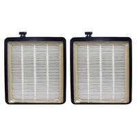2pk Replacement F45 Canister Filters, Fits Dirt Devil, Compatible with Part 2KQ0107000