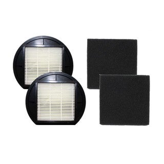 2 Dirt Devil F27 HEPA and Foam Filters Part # 1LY2108000