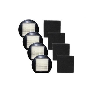 4 Dirt Devil F27 HEPA and Foam Filters Part # 1LY2108000
