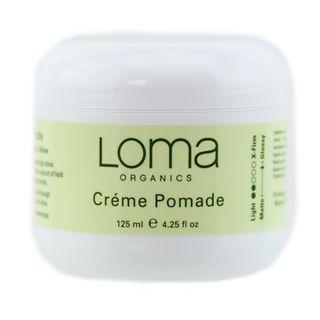 Loma Organics 4.25-ounce Creme Pomade