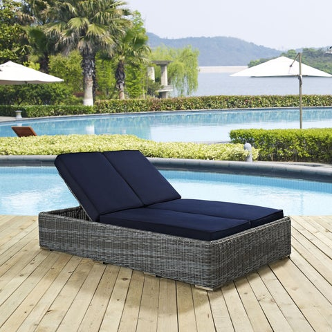 Summon Outdoor Patio Chaise