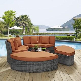 Invite Circular Outdoor Patio Daybed