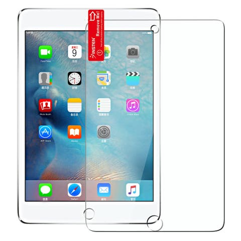 INSTEN Clear Transparent Screen Protector for Apple iPad Mini 4