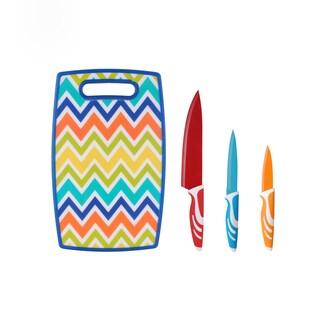 Colorful Multi-purpose 4-piece Cutlery Set