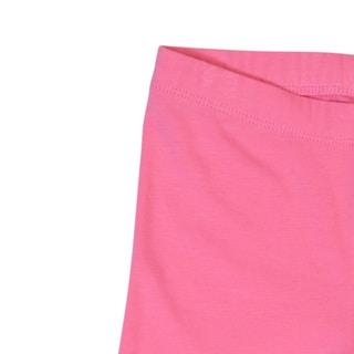 DownEast Basics Girls' Cropped Capri Leggings