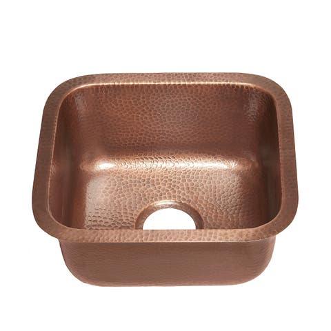 Buy Copper Kitchen Sinks Online at Overstock.com | Our Best Sinks Deals