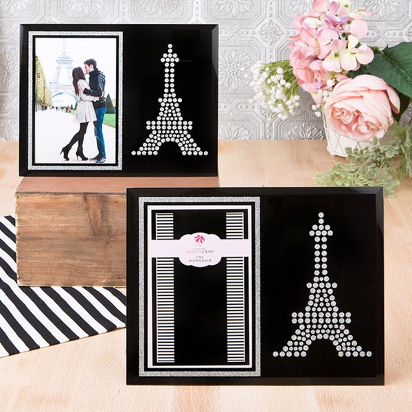 Eiffel Tower Picture Frame