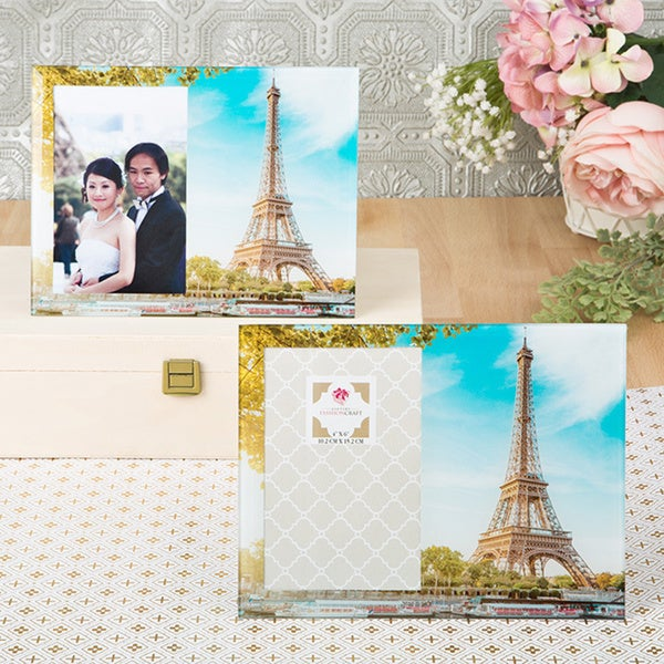 Eiffel Tower 4 x 6 Picture frame