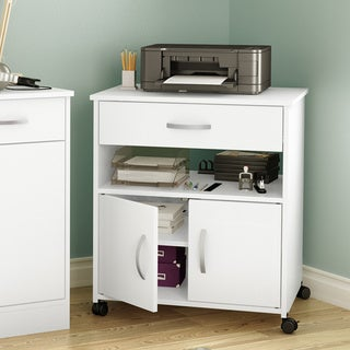 Link to South Shore Axess Printer Cart on Wheels Similar Items in Kitchen Carts