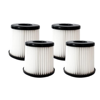 2 Dirt Devil F17 Dust Cup Filters Fit Kone And Kurv Hand