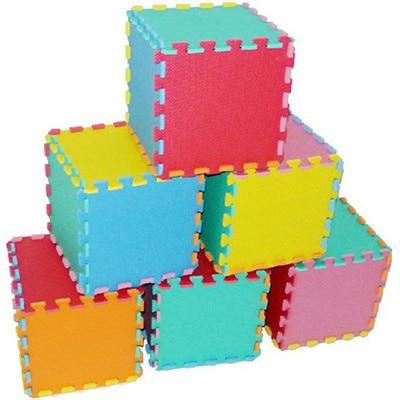 Shop 36 Piece Foam Floor Puzzle Mat For Kids Free
