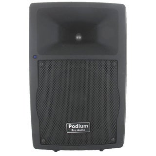 Podium Pro PP807A Bluetooth 8-inch Active Speaker USB SD MP3 400-watts PA DJ Karaoke