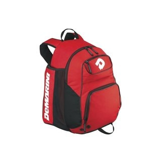 "DeMarini Aftermath Scarlet ""Bat Pack"" Baseball/Softball Backpack"