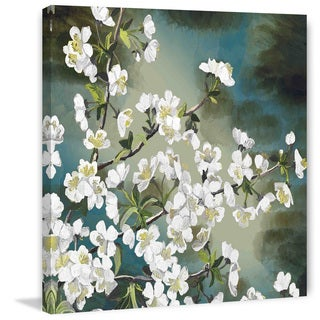 Marmont Hill - 'Glowing Whites' Painting Print on Canvas